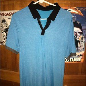 Lululemon Men's Collared T-shirt